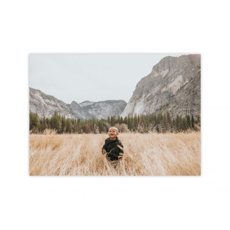 Add your favorite photo! MightyPrint™ Wall Art is made to last. They're not made of paper. They're made of a unique material that is resistant to the tearing, fading and bending that ordinary paper posters suffer.